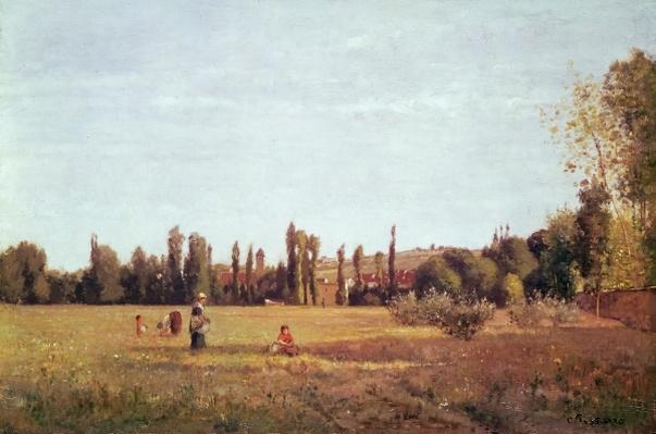 La Varenne de St. Hilaire, 1863