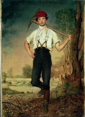 Worker, 1848