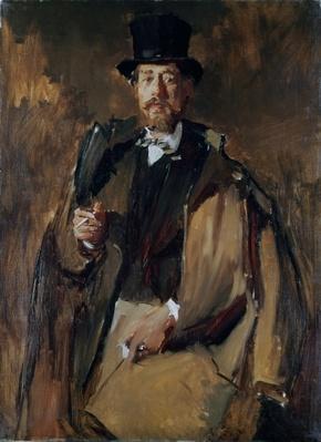 Portrait of Pal Szinyei Merse