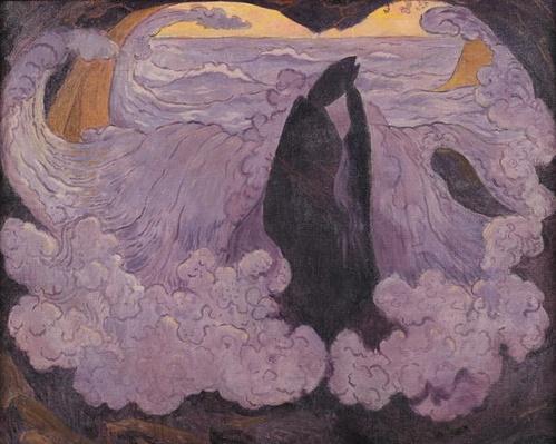 The Violet Wave, c.1895-6