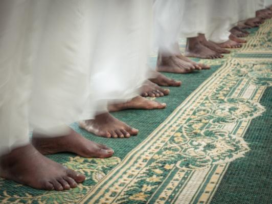 "Barefoot feet in ""zikr"" ritual. Omdurman, Sudan | World Religions: Islam"