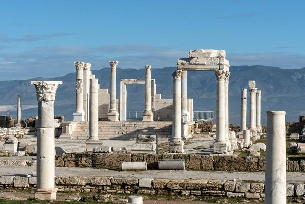 Laodicea Ancient City in Denizli, Turkey | Ancient Civilizations