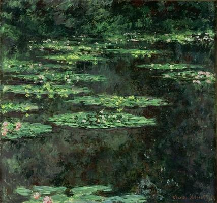 Waterlilies, 1904