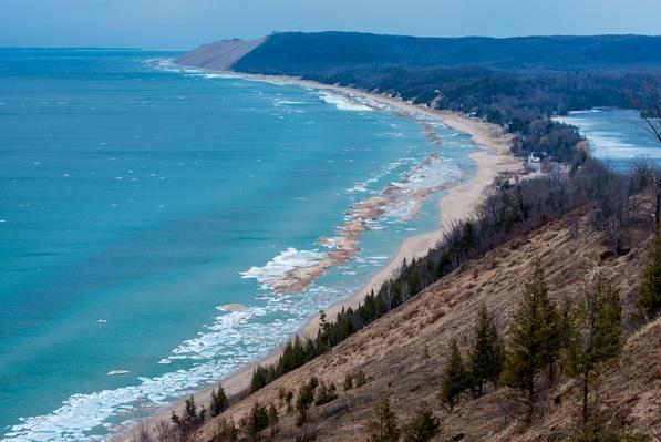 Sleeping Bear Dunes | Earth's Surface