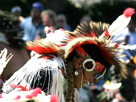 Powwow Competition in Pendleton Oregon | Native American Civilizations | U.S. History