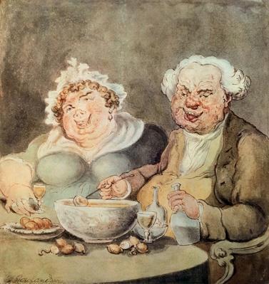 Gluttons, c.1800-05