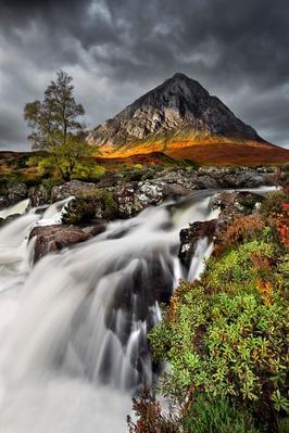 United Kingdom, Scotland, Buachaille Etive Mor | Earth's Surface