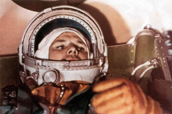 Yuri Gagarin, 1961 | NASA Missions and Milestones in Space Flight