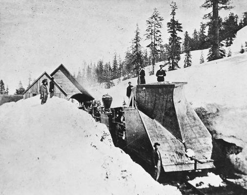Snowplow, 1867 | Industrial Revolution