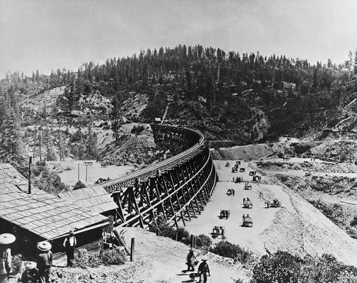 Building the Transcontinental Railroad | Industrial Revolution
