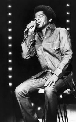 James Brown, Godfather of Soul, 1970   20th Century Music Icons