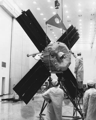 Solar Panels for Mariner Spacecraft (3 or 4) | NASA Missions and Milestones in Space Flight