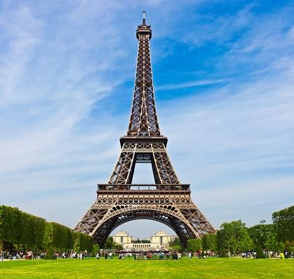 The Eiffel Tower | Monuments and Buildings