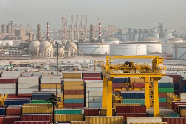 Jebel Ali Port - Dubai | Earth's Resources