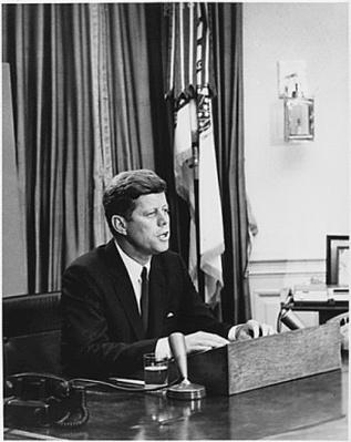 JFK's Address to the Nation on Civil Rights