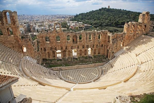Greece, Athens, Acropolis | Ancient Civilizations