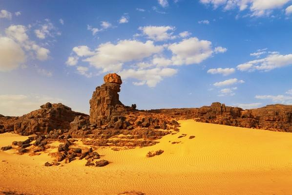 Desert Sahara | Earth's Surface
