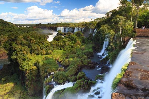 Argentina, Iguazu Falls National Park, (UNESCO Site) | UNESCO World Heritage Site