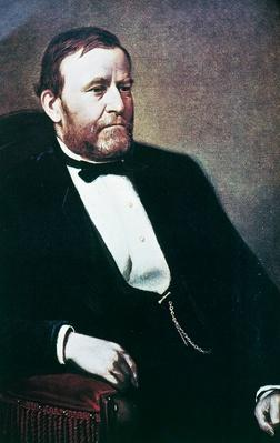 Portrait of Ulysses Simpson Grant | American Presidential Portraits