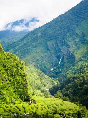 Summer Paradise in the Green Annapurnas of Nepal | Earth's Surface