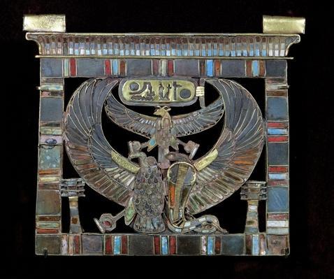 Pectoral of Ramesses II