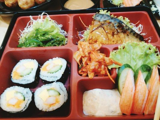 Bento Box Of Meal | Exploring International Cuisine