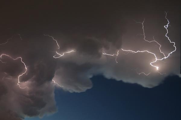 Thunder sky | Weather