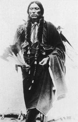 Comanche Chief Parker | Native American Civilizations | U.S. History