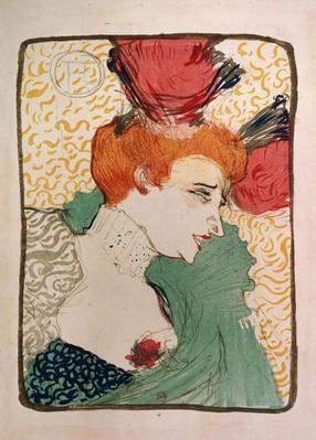 Mademoiselle Marcelle Lender, 1895