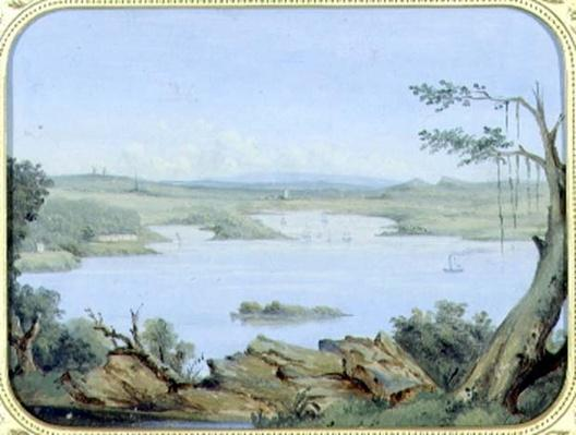 Sydney, on the North Shore, 19th century