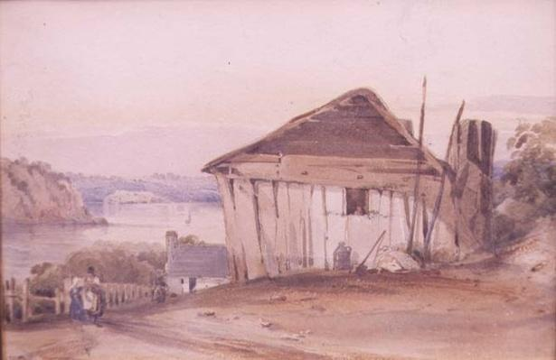 Billy Blue's Boat Shed, 19th century