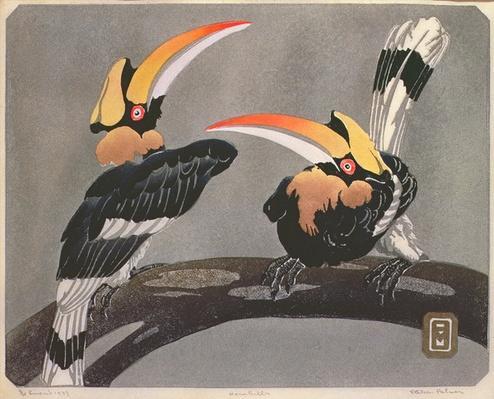 Hornbills, 1937