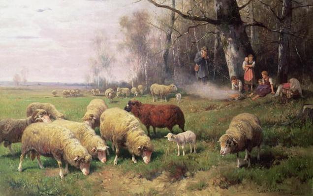 The Shepherd's Family