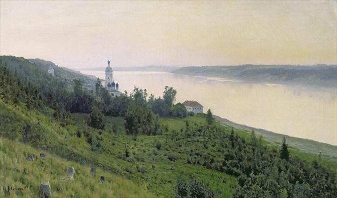 Cold Landscape, 1889
