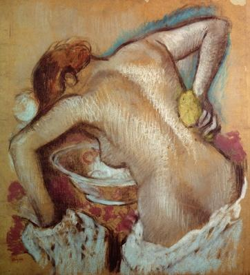 Woman at her toilet, c.1894