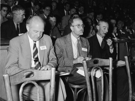 International Nuclear Conference | The Cold War | The 20th Century Since 1945: Postwar Politics