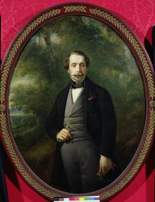 Portrait of Napoleon III