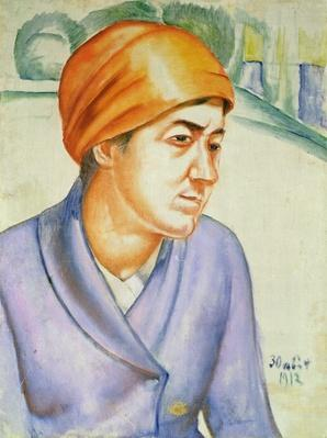 Portrait of a Woman Worker, 1912