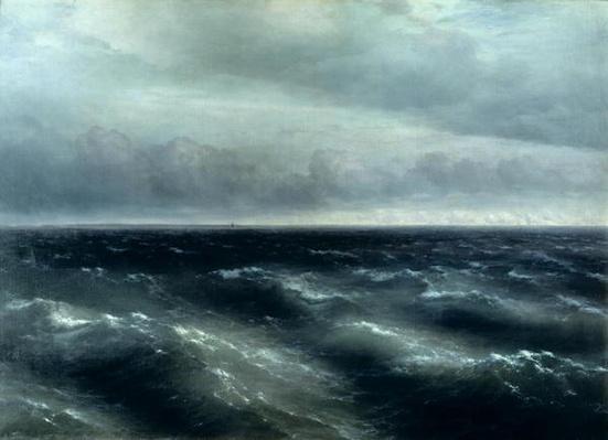 The Black Sea, 1881