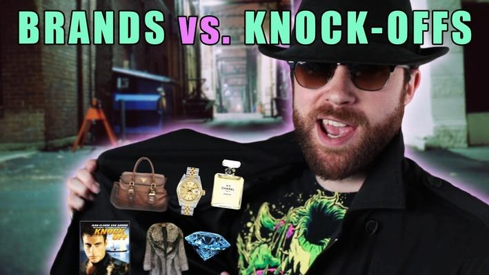 Do Knock-Offs Prove the Value of a Brand? | PBS Idea Channel