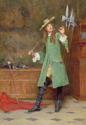 The Dashing Cavalier