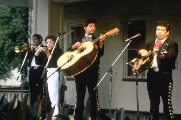 Hispanic Culture in Utah: Mariachi Aguilas de Utah