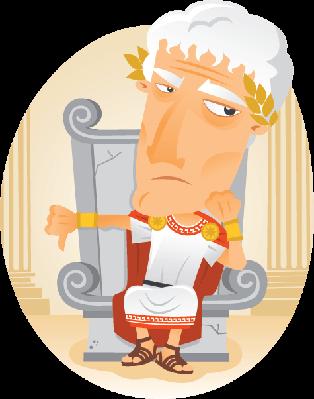 Roman Emperor | Clipart