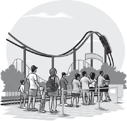 Amusement Park Ride | Clipart