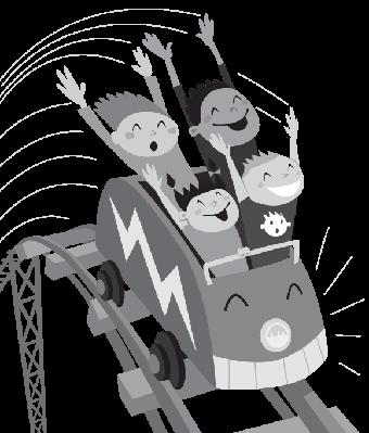 Roller Coaster2 | Clipart