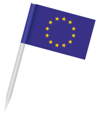 Popular Flags - European Union | Clipart