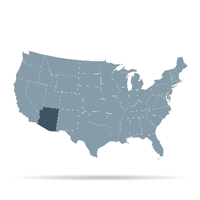 U.S. States - Arizona | Clipart