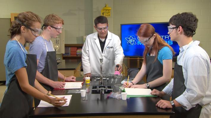 Unit 5: Segment A | Chemistry Matters