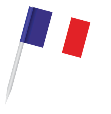 Popular Flags - France | Clipart