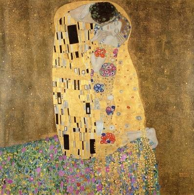 The Kiss, 1907-08